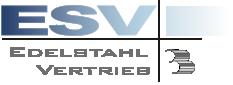 ESV-Edelstahlvertrieb Logo